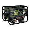 Генератор бензиновий 2,8 кВт, max 3.1 кВт. електричний стартер, 100% мідь GetEnergy (Корея)