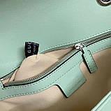 Сумка, клатч Гуччі Marmont натуральна шкіра 22, 25 см, фото 6