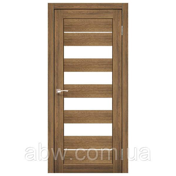 Межкомнатная дверь Korfad PND-03 дуб браш