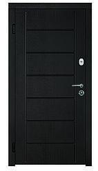 """Входная уличная дверь """"Портала"""" серия Трио RAL ― модель Токио (Три контура)"""