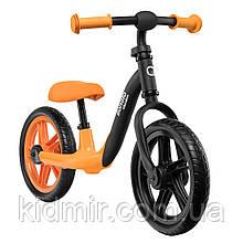 Беговел дитячий помаранчевий Lionelo Alex Orange 5902581657589
