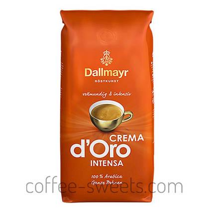 Кофе зерновой Dallmayr Crema d'Oro Intensa 1kg, фото 2