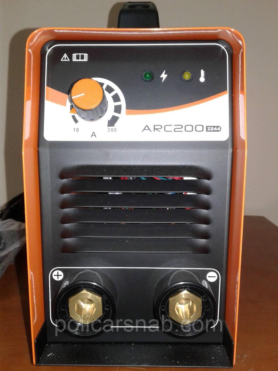 Зварювальний апарат Jasic ARC 200 (Z244)