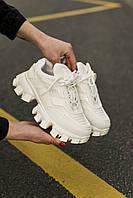 Жіночі кросівки Prada Cloudbust Thunder, Репліка, фото 1