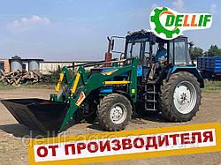 Кун на трактор МТЗ, ЮМЗ - Dellif Light 1200