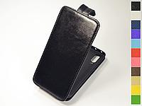 Откидной чехол из натуральной кожи для Xiaomi Mi CC9