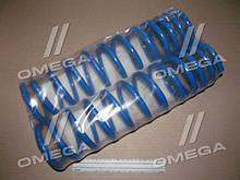 Пружина підвіски ВАЗ 2108 змінний крок задня в плівці (к-т 2 шт) (про-во Фобос)