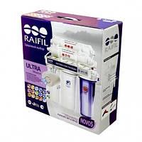 Водоочиститель проточный пятиступенчатый фильтр RAIFIL NOVO 5