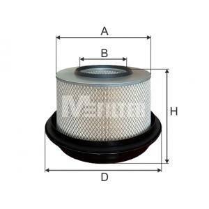 Фильтр воздушный MB 817 MB0010949304, AF978, E275L, C28715, LX263
