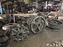 Литье деталей, запасных частей карьерного оборудования, фото 9