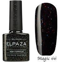 Гель лак Elpaza Magic Glitter №66, норковая шуба