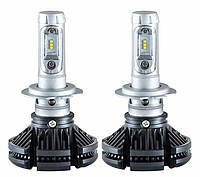 Светодиодные LED Лампы H7 ZES X3