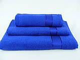 Махровое полотенце 50х90, плотность 400гр/м2, фото 4