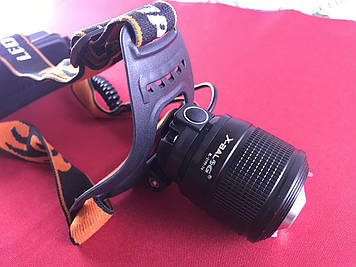 Налобный фонарь Bailong BL-2199