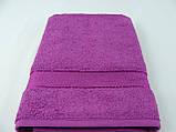 Махровое полотенце 70х140, плотность 400гр/м2, фото 4