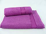 Махровое полотенце 70х140, плотность 400гр/м2, фото 5