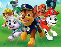 Игровой набор фигурок Paw Patrol Щенячий патруль (8 персонажей)