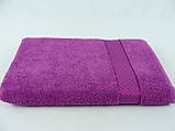 Махровое полотенце 40х70, плотность 400гр/м2, фото 6