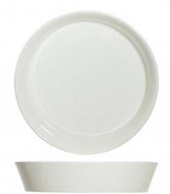 Тарелка мелкая с высоким бортом - 21 х h 4 см (Cosy&Trendy) Oslo