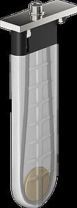 Шланг для лійки Hansgrohe SBox Square 1,45 мм врізний, 28010000