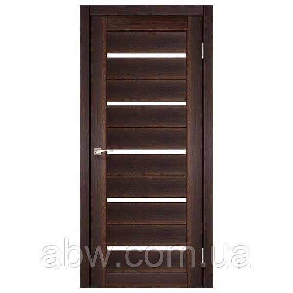 Міжкімнатні двері Korfad PR-02 горіх