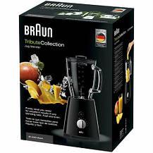Блендер кухонный стационарный BRAUN JB 3060800 Вт. Измельчитель бытовой, фото 3