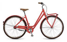 """Велосипед Winora Jade FT 7s Nexus 28"""", рама 48 см, коралловый,  2019"""