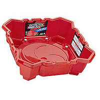 Арена Бейблейд Hasbro Beyblade Burst Chaos Core Beystadium червона 4 кута (C0704) (B074P9LTB5)