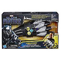 Ігровий набір Hasbro Marvel Black Panther Vibranium Power FX Claw Звукові кігті Чорна Пантера (E0867)
