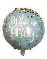 Гелиевый шар фольга 45см It's a Boy HEWN-F3189