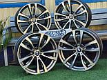 Оригинальные диски R20 BMW X5 F15 / X6 F16 469M style, фото 3