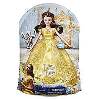 Лялька Disney Beauty and the Beast Enchanting Melodies Belle Принцеса Дісней Белль співає (B9165) (B01JOBDVBK)