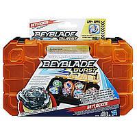 Кейс для Бейблейдів Beyblade Burst Beylocker (до 20 блейдів) +1 бейблейд Волтраек в кейсі.Hasbro.ОРИГІНАЛ