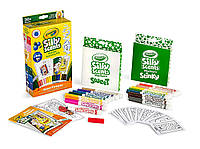 Crayola Набір ароматизованих фламастерів - маркерів 16шт. Silly Scents Marker Activity