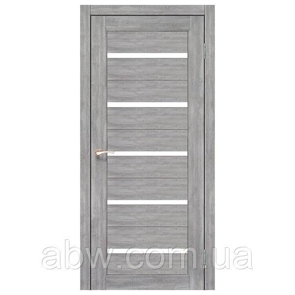 Міжкімнатні двері Korfad PR-02 еш вайт