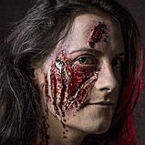 MEHRON 3-D Гель для спецэффектов Makeup 3-D Gel, Fleshtone - (цвет кожи), 60 мл, фото 3