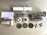 Электромясорубка с соковыжималкой Rainberg 3000W, фото 9
