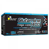 OLIMP - L-Glutamine Mega Caps 1400 (120 caps) / Л-Глютамин