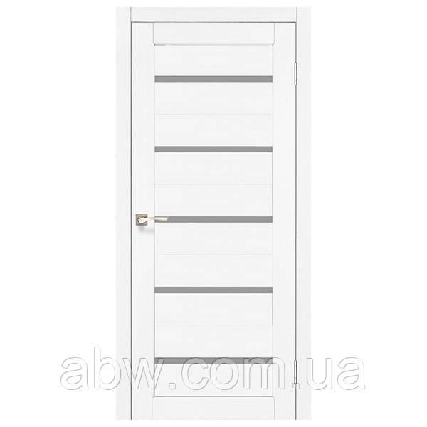 Межкомнатная дверь Korfad PR-02 белый ясень