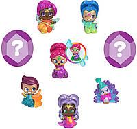 Набір Fisher-Price Nickelodeon Shimmer & Shine Teenie Genies Multi-Pack S3 Шиммер і Шайн 8 фігурок B078SVSLVN