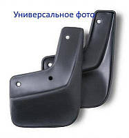Брызговики Lada Kalina 2 2013- хб. комплект 2шт эконом вариант NLFD.52.31.F11 передние