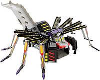 Машинка трансформер Mecard Mega Aractula Figure Мекард Павук Арактула (GFK53) (B07BQMKFPX)