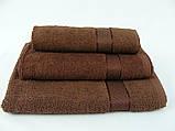 Махровое полотенце 50х90, плотность 400гр/м2, фото 3