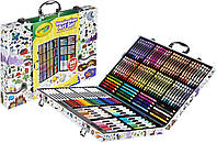 Арт кейс Crayola Набір для малювання Imagination Inspiration Art Case,140 Count (40530) (B07R7WSPGF)