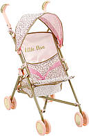 Коляска тростина для ляльки Hauck Little Diva Doll Stroller Role Play Toy (D82086) (B077L3CS2G)