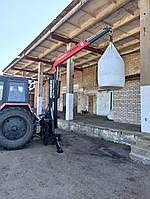 Кран манипулятор для трактора KOZAK-U, фото 1