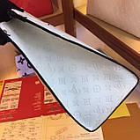Сумка Луї Вітон Onthego канва Monogram, шкіряна репліка, фото 6