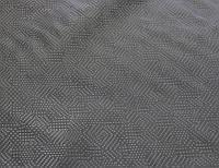 Подкладочная ткань серая с узором из точечек RE 15.7
