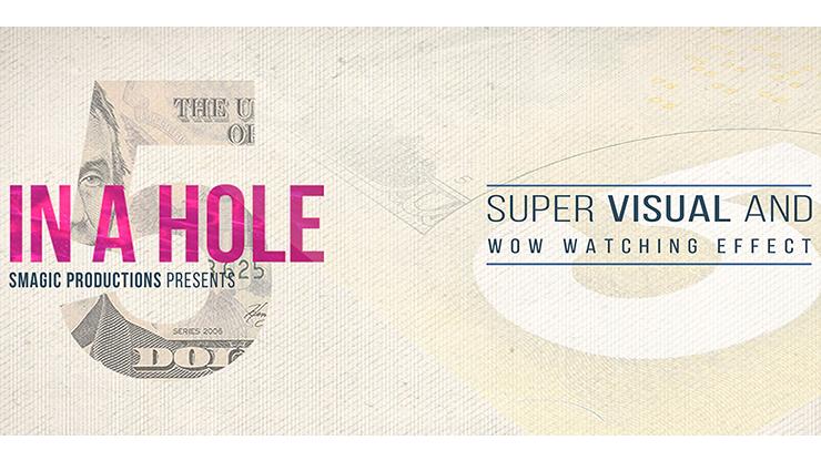 Реквізит для фокусів | FIVE IN A HOLE by SMagic Productions