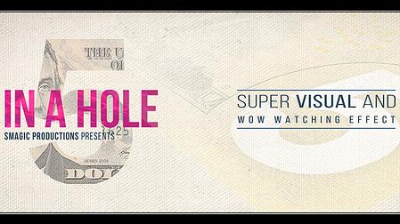 Реквизит для фокусов | FIVE IN A HOLE by SMagic Productions, фото 2